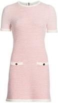 Milly Tweed A-Line Dress
