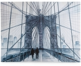 Graham & Brown Canvas Dreaming In Watercolor, NYC Wall Art