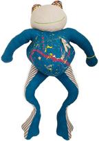 Nathalie Sann Embroidery - Grenool Frog