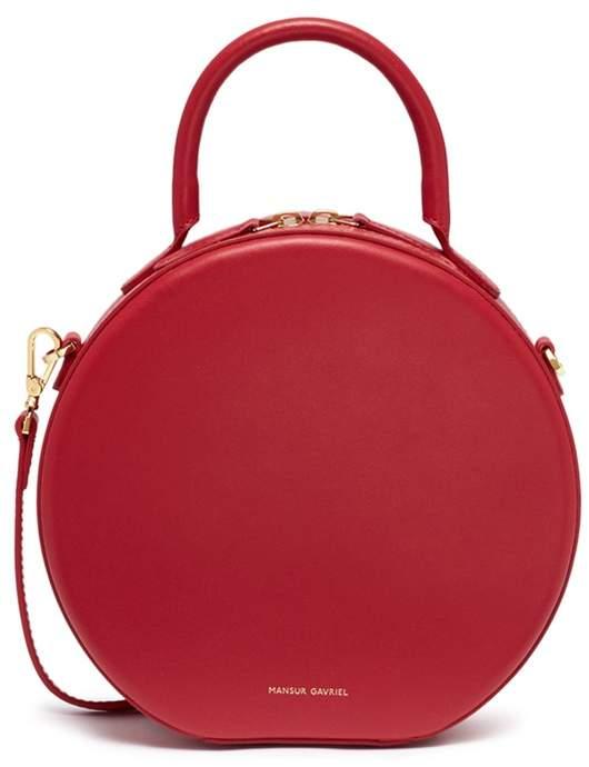 Mansur Gavriel 'Circle' leather crossbody bag