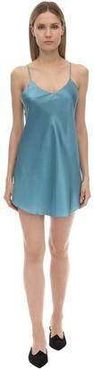 Luna Di Seta SILK SLIP DRESS