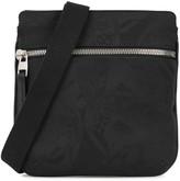 Alexander McQueen Small Skull-jacquard Messenger Bag