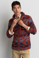 American Eagle Outfitters AE Henley Baja Hooded Sweater