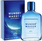 4711 Wunderwasser Eau de Cologne for Men by 1.7oz Fragrance)