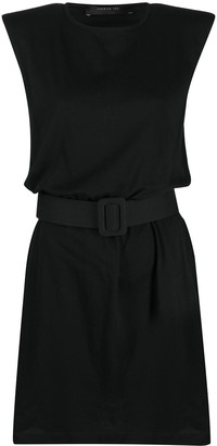 FEDERICA TOSI Belted Short Dress