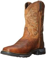Tony Lama Men's Water Buffalo Western Boot
