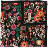 RED Valentino floral print square scarf