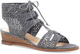 Vince Camuto Retana Lace-Up Demi-Wedge Sandals