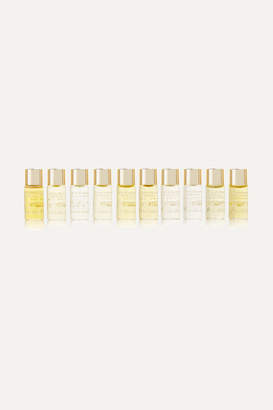 Aromatherapy Associates Discovery Wellbeing Bath & Shower Oil Collection, 10 X 3ml - Colorless