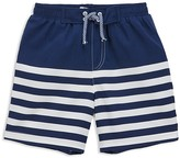 Sovereign Code Boys' Striped Swim Trunks - Baby