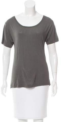 BLK DNM Short Sleeve Scoop Neck Top w/ Tags