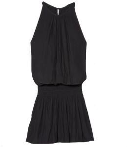 Ramy Brook Black Paris Dress - XS - Black