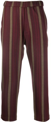Goodfight Striped Trousers