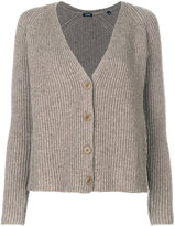 Aspesi button-down knitted cardigan