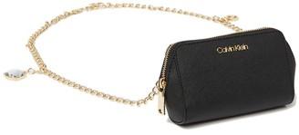 Calvin Klein Marybelle Gifting Saffiano Leather Belt Bag