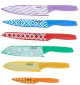 Cuisinart 12-piece Stainless Steel Printed Knife Set