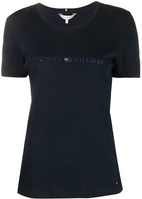 Tommy Hilfiger logo-embellished T-shirt