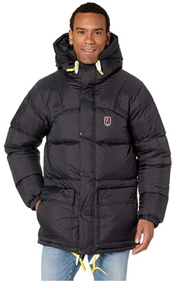 Fjallraven Expedition Down Jacket (Black) Men's Coat