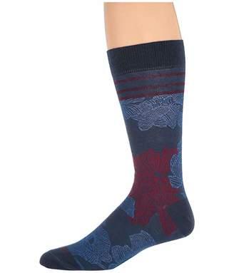 Etro Floral Socks