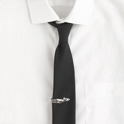 J.Crew Sterling-silver whale tie clip