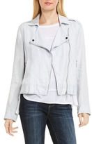 Vince Camuto Two by Linen Moto Jacket