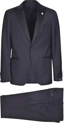 Lardini Classic Single-buttoned Suit