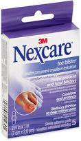 Nexcare NexcareTM 5-Count Toe Blister Comfort Cushions