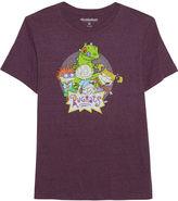 Novelty T-Shirts Rugrats Short-Sleeve Crewneck Tee
