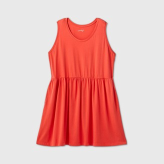 Universal Thread Women's Plus Size Babydoll Tank Dress - Universal ThreadTM