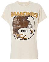 Madeworn Ramones 1981 Tee