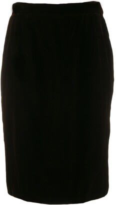 Valentino Pre-Owned '1990s Pencil Skirt