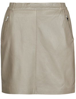 Oakwood PHOEBE women's Skirt in Grey