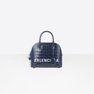 Balenciaga Ville Small Top Handle