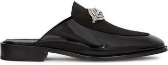 Giuseppe Zanotti Demi Theodore patent-leather loafers