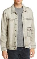 Blank NYC Blanknyc Gray Denim Jacket