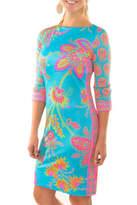 Gretchen Scott Queenie-Jersey Elemental Dress