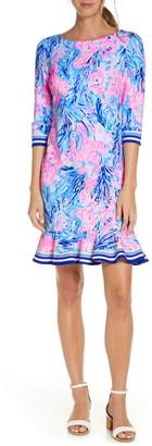 Lilly Pulitzer Reem Floral Dress