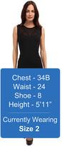 Rachel Roy Angled Mix Dress