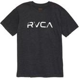 RVCA Boy's Logo Graphic T-Shirt