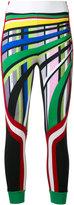 NO KA 'OI No Ka' Oi - Kela 7/8 sports leggings - women - Polyamide/Polyester/Spandex/Elastane - L
