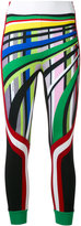NO KA 'OI No Ka' Oi - Kela 7/8 sports leggings - women - Polyamide/Polyester/Spandex/Elastane - M