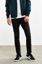 Neuw Layered Black Iggy Skinny Jean