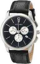 Azzaro Men's AZ2040.13BB.000 Legend Analog Display Swiss Quartz Watch