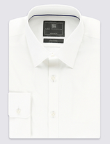 Limited Edition Pure Cotton Tailored Fit Pigment Print Shirt
