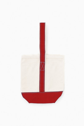 CB Station Blank Red Wine Tote