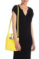 Tmrw Studio Tony Leather Mini Satchel Bag