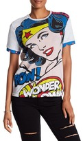 Eleven Paris ELEVENPARIS Wonder Woman Pop Art Graphic Tee