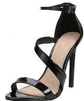 Shoebox Shoe Box Paris Asymmetric Minimal Sandals