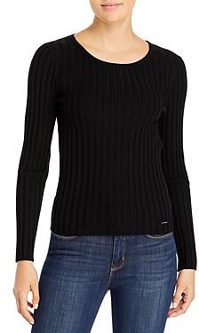 T Tahari Ribbed Sweater