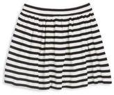 Kate Spade Girl's Striped Skirt